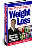 The Psychology of Weight Loss e-book