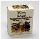 Thin&Healthy Oatmeal Cinnamon Raisin Bars