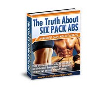 Men: Truth About Six Pack Abs